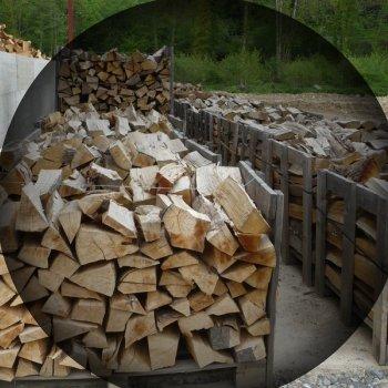 Commande livraison bois de chauffage sur Lyon